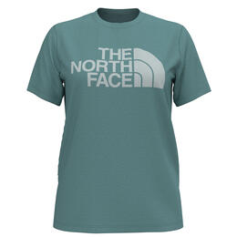 The North Face Women's Half Dome Tri-Blend Short Sleeve T-Shirt