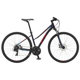 GT Bicycles Women's Transeo Comp Hybrid Bike '19