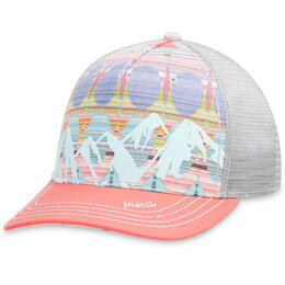 Pistil Designs Women's Mckinley Mountain Trucker Hat