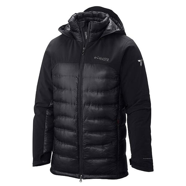 Columbia Men's Heatzone 1000 Turbodown Hooded Jacket