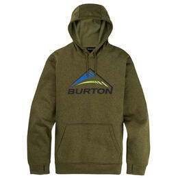 Burton Men's Oak Seasonal Pullover Fleece Hoodie