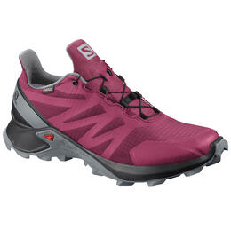 Salomon Women's Supercross GTX Trail Running Shoes