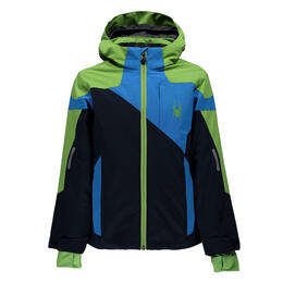 Spyder Boy's Chambers Snow Jacket