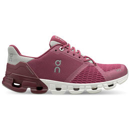 On Women's Cloudflyer Running Shoes Magenta/Mulberry