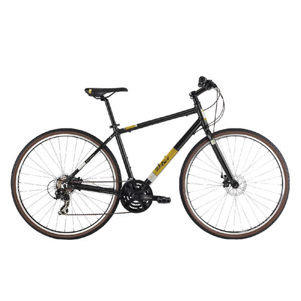 Del Sol Campus 202 Disc Commuter Hybrid Bike
