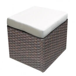 North Cape Cambria Collection Universal Cube Ottoman Frame