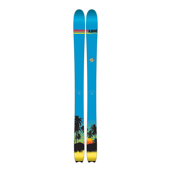 Line Men's Sick Day 102 All Mountain Skis '