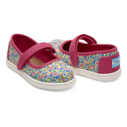 Toms Girl's Mary Jane Flat Shoes