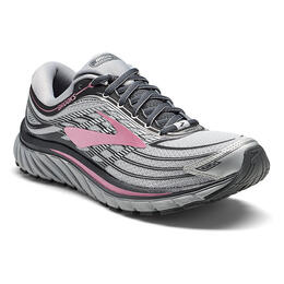 Brooks Women's Glycerin 15 Running Shoes Silver/Grey/Rose