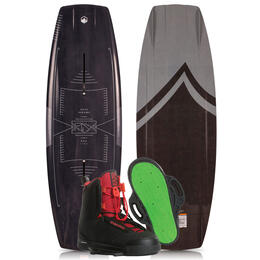 Liquid Force RDX Wakeboard '19 with Hitch Bindings