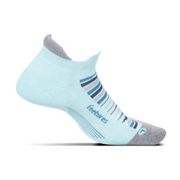 Feetures Women's Elite No Show Tab Light Cushion Running Socks