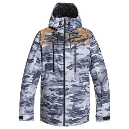 Quiksilver Men's Fairbanks Snow Jacket