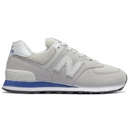 New Balance Women's 574 Casual Shoes White