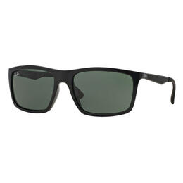 Ray-Ban RB4228 Sunglasses With Green Classic Lenses