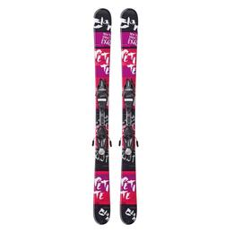 Elan Youth Petite Skis with QT EL 7.5 Bindings '15