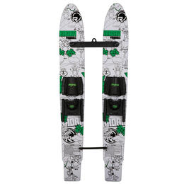 Radar Kids' Firebolt Water Skies With Horseshoe Bindings '20