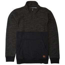 Billabong Men's Balance Half-Zip Pullover Sweatshirt