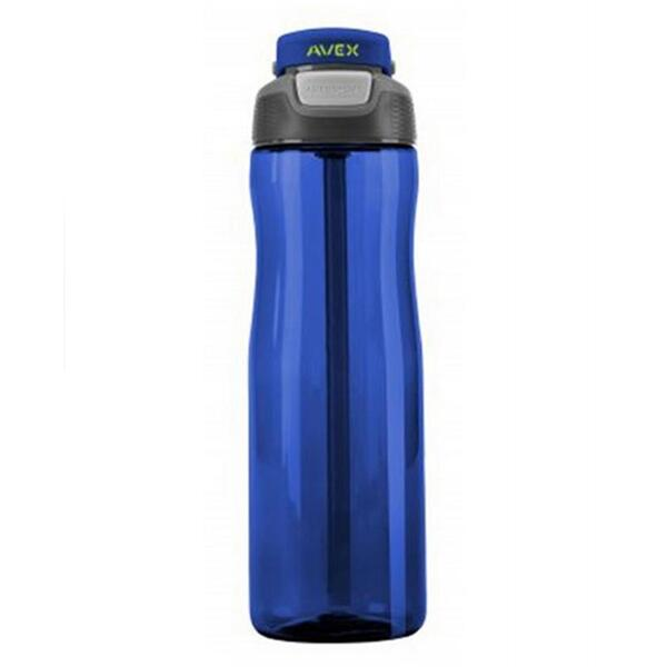 Ignite Usa-avex Wells 25oz Autospout Bpa-free Plastic Water Bottle