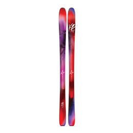 K2 Women's AlLUVit 88 All Mountain Skis '17 - FLAT