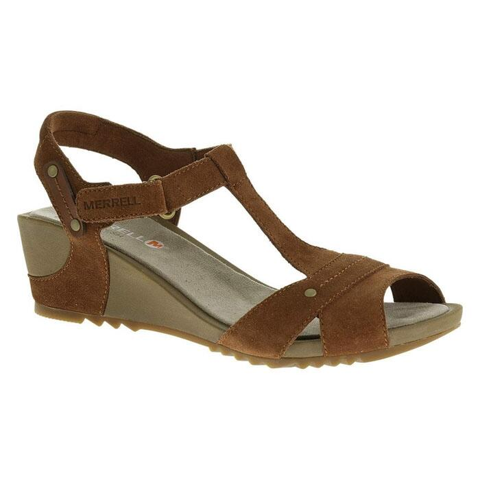 Merrell Women's Revalli Link Wedge Sandals