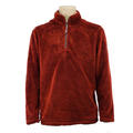 True Grit Men's Pebble Pile 1/4 Zip Sweater