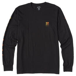 Billabong Men's Unity Long Sleeve T Shirt
