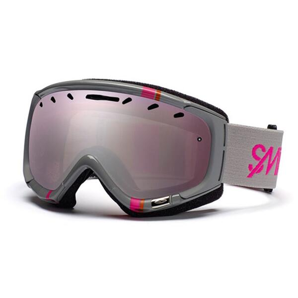 Smith Phase Goggles with Ignitor Mirror Lens