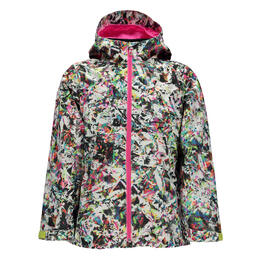 Spyder Girl's Reckon 3-in-1 Ski Jacket