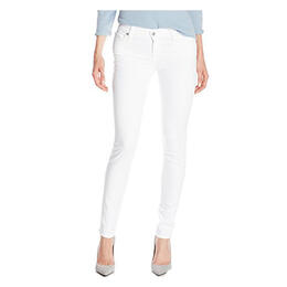 Slim Illusion Skinny in Stark White