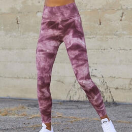 Free People Women's Good Karma Tie Dye Leggings