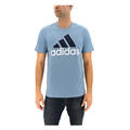 Adidas Men's Essentials Linear Short Sleeve