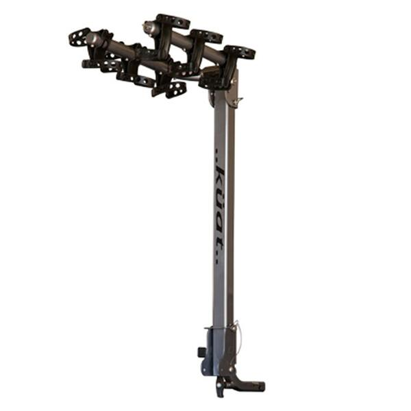 Kuat Alpha 3-bike 2in Hitch Rack