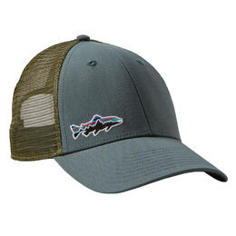 Patagonia Men's Fitz Roy Trout LoPro Trucker Hat