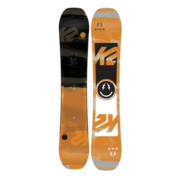 K2 Snowboarding Men's WWW Wide All Mountain