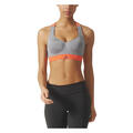 Adidas Women's Committed Racer Sports Bra