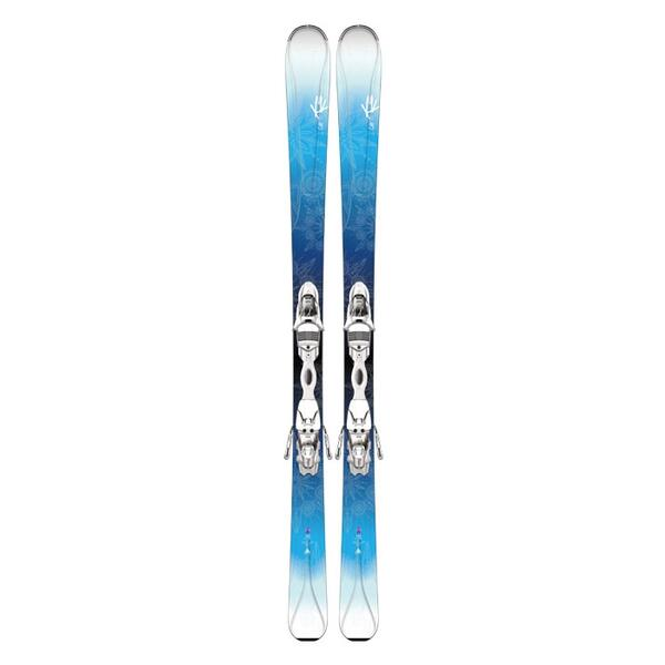 K2 Women's Luv 75 All Mountain Skis with ER3 10 Bindings '16