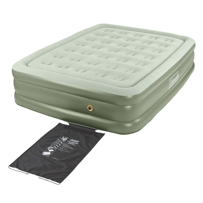 Coleman Supportrest Double High Queen Airbed
