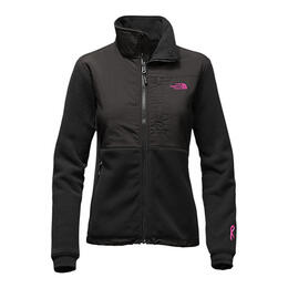 The North Face Women's Pink Ribbon Denali 2 Fleece Jacket