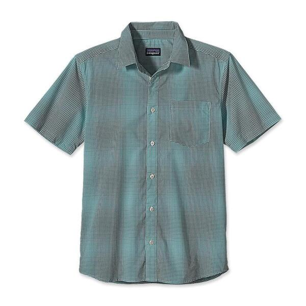 Patagonia Men's Gone Again Short Sleeve Shirt