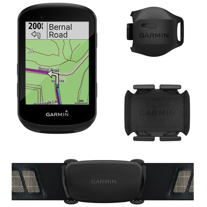 Garmin Edge 530 Bike Computer Bundle