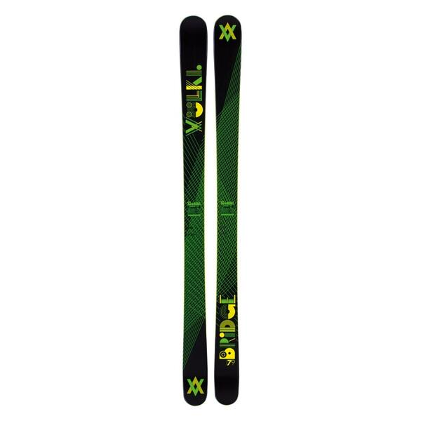 Volkl Men's Bridge All Mountain Skis '13 - Flat
