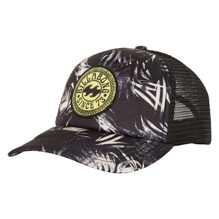 Billabong Women's Hertiage Mashup Trucker H