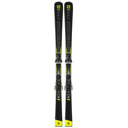 Salomon Men's S/MAX 10 All Mountain Skis with Z11 Walk L80 Bindings '19