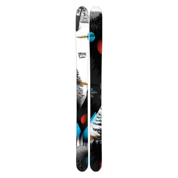Salomon Rocker2 Freeski Skis '12