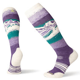 Smartwool Women's PHD Snow Medium Ski Socks