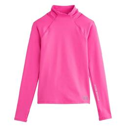 Under Armour Girl's Coldgear Funnel Mock