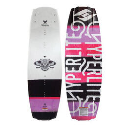 Hyperlite Women's Maiden Wakeboard With Blur Bindings '17