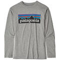 Patagonia Boy's Capilene® Cool Daily Long Sleeve Shirt alt image view 2