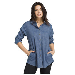 prAna Women's Aster Button Down Tunic
