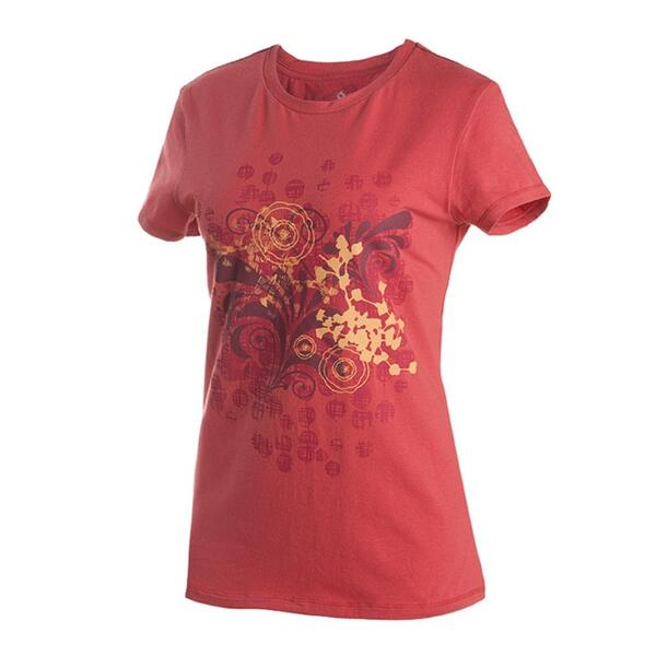 Moving Comfort Women's Fleur De Lys Graphic T